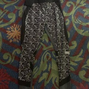 Textured adidas by Stella McCartney legging